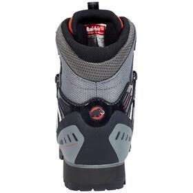 Mammut W's Ayako High GTX Shoes grey-dark barberry
